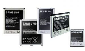 Vendita Batterie SAMSUNG SMARTPHONE